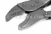 "#10014 - 5""(125mm) Stainless Steel Curved Jaw Locking Pliers. - 10014"