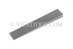 "#50020 - 1""(25.4mm) W x .5""(12.7mm) H x 4""(100mm) L Stainless Steel Wedge. - 50020"